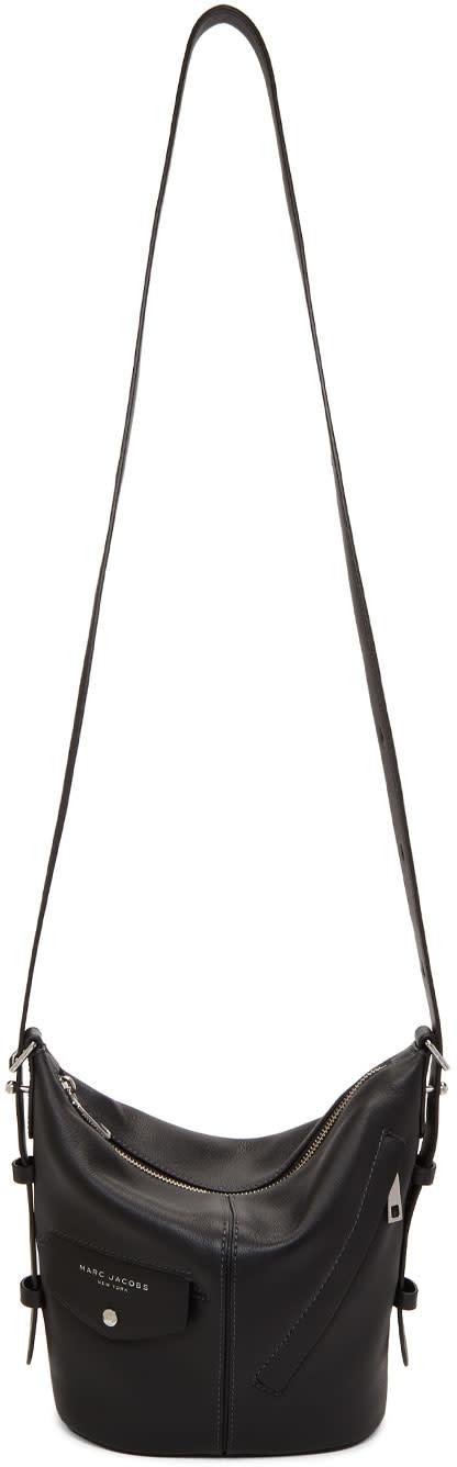 Marc Jacobs Black Mini The Sling Bag