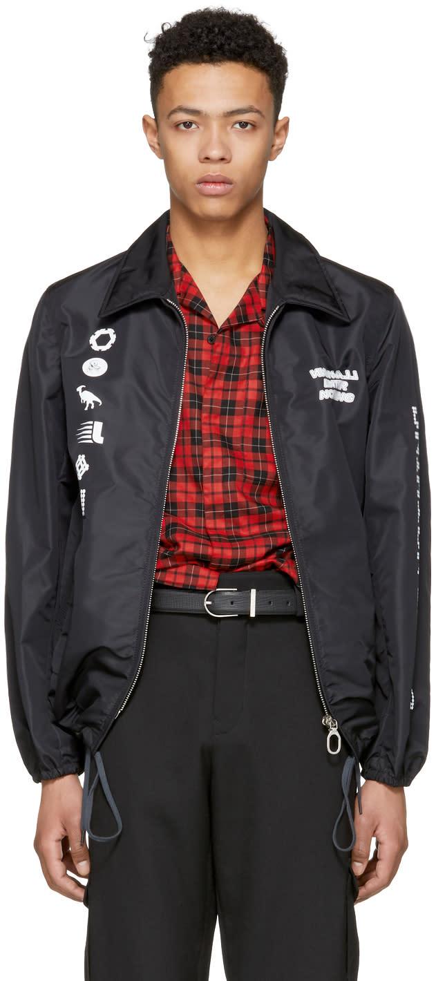 Lanvin ブラック シンボル ジャケット