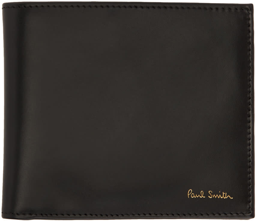 Image of Paul Smith Black Bifold Wallet