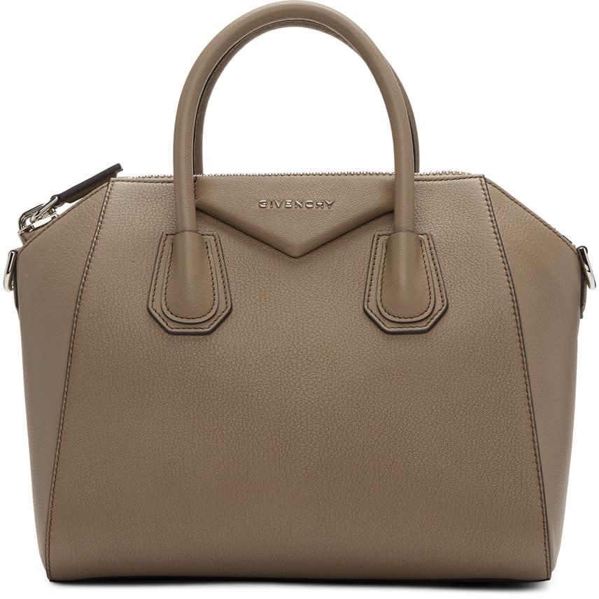 19670af599cf Givenchy Beige Small Antigona Bag
