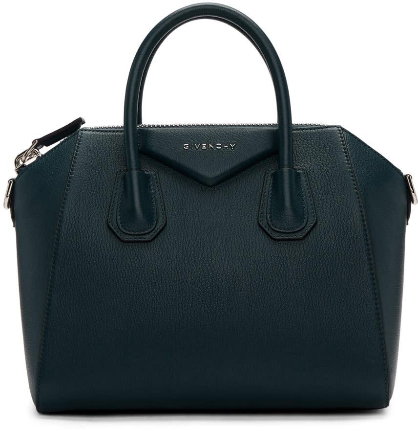 43dba58060 Givenchy Blue Small Antigona Bag