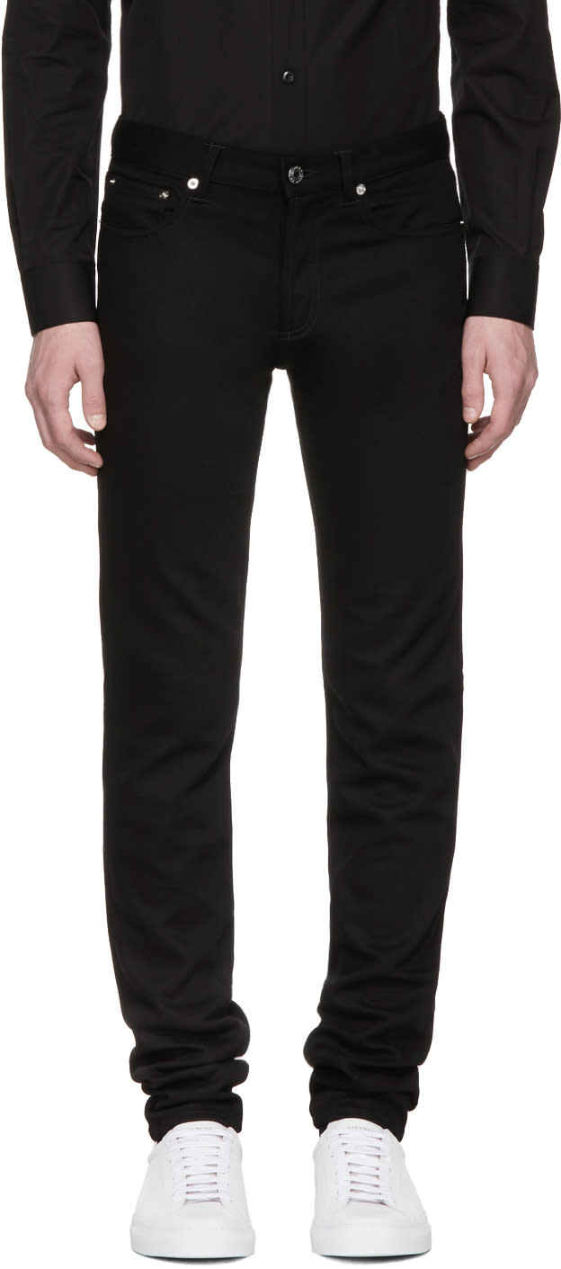 531f14d01f4 Givenchy Black Rico Jeans