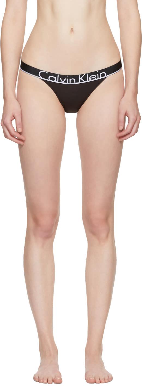 Calvin Klein Underwear Culotte Bikini En Coton Blanche Modern