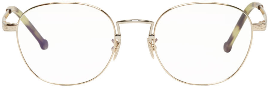 c38ac012b Cutler And Gross Gold 1274 Glasses