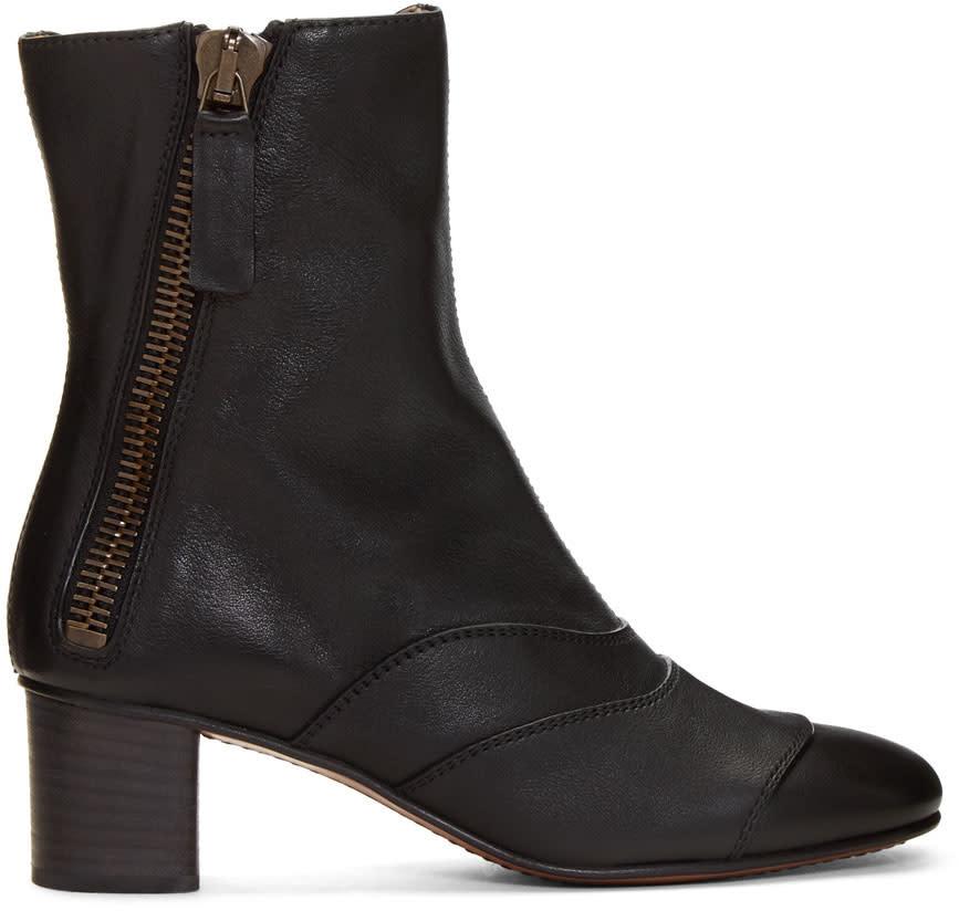 Chloé-Black Lexi Boots