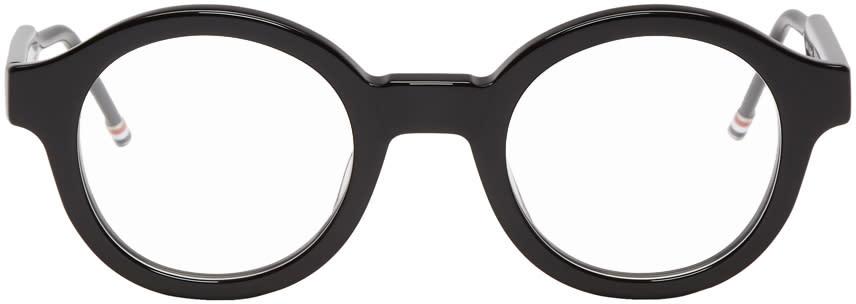 3eaffe60960 Thom Browne Black Tb 411 Glasses