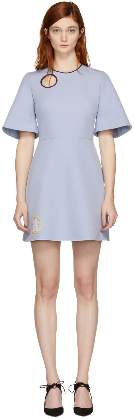 Roksanda Blue Layken Dress
