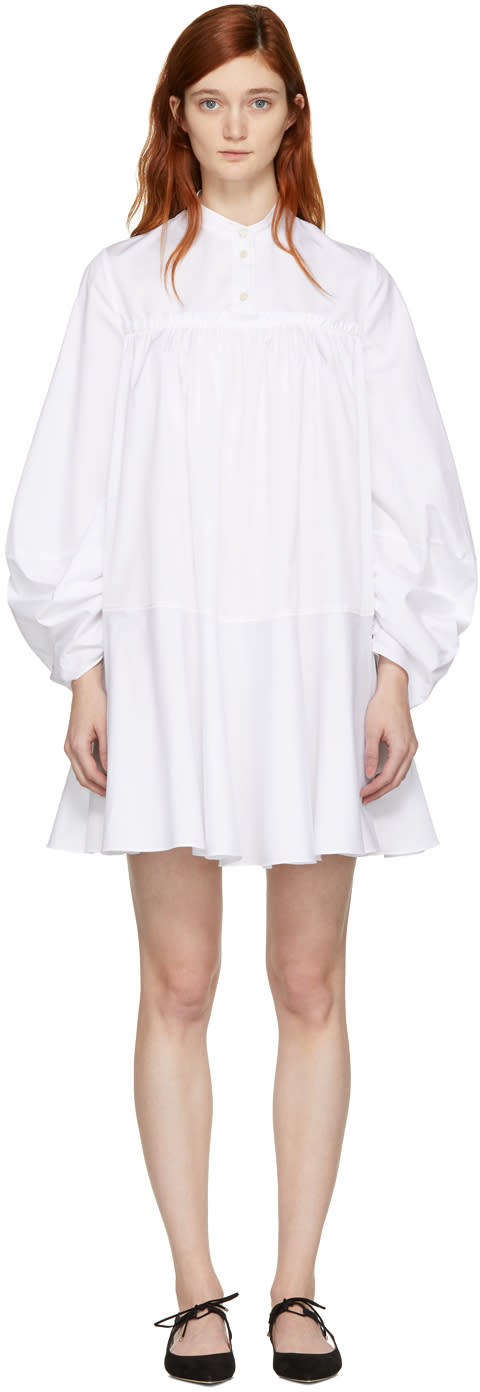 Roksanda White Soraya Dress