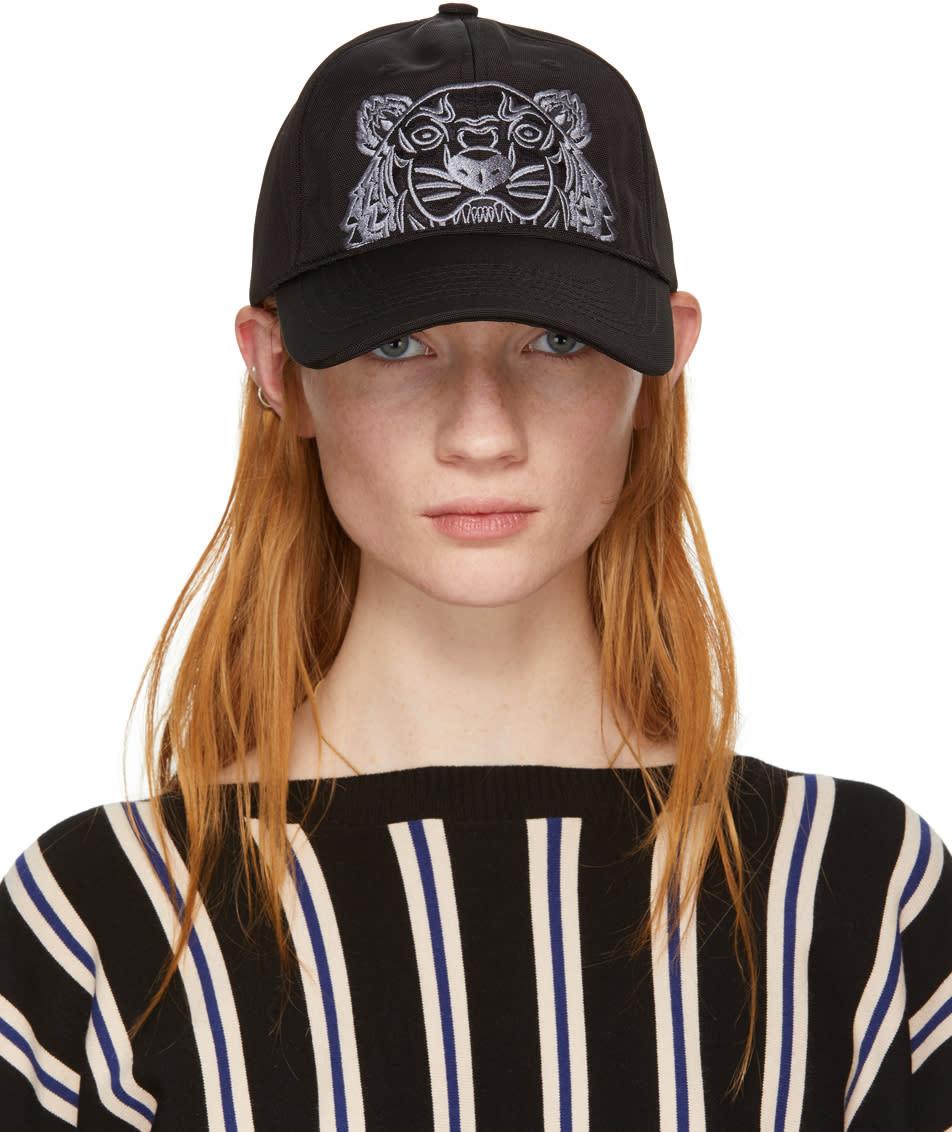 37e17658b4b Kenzo Black Tiger Cap