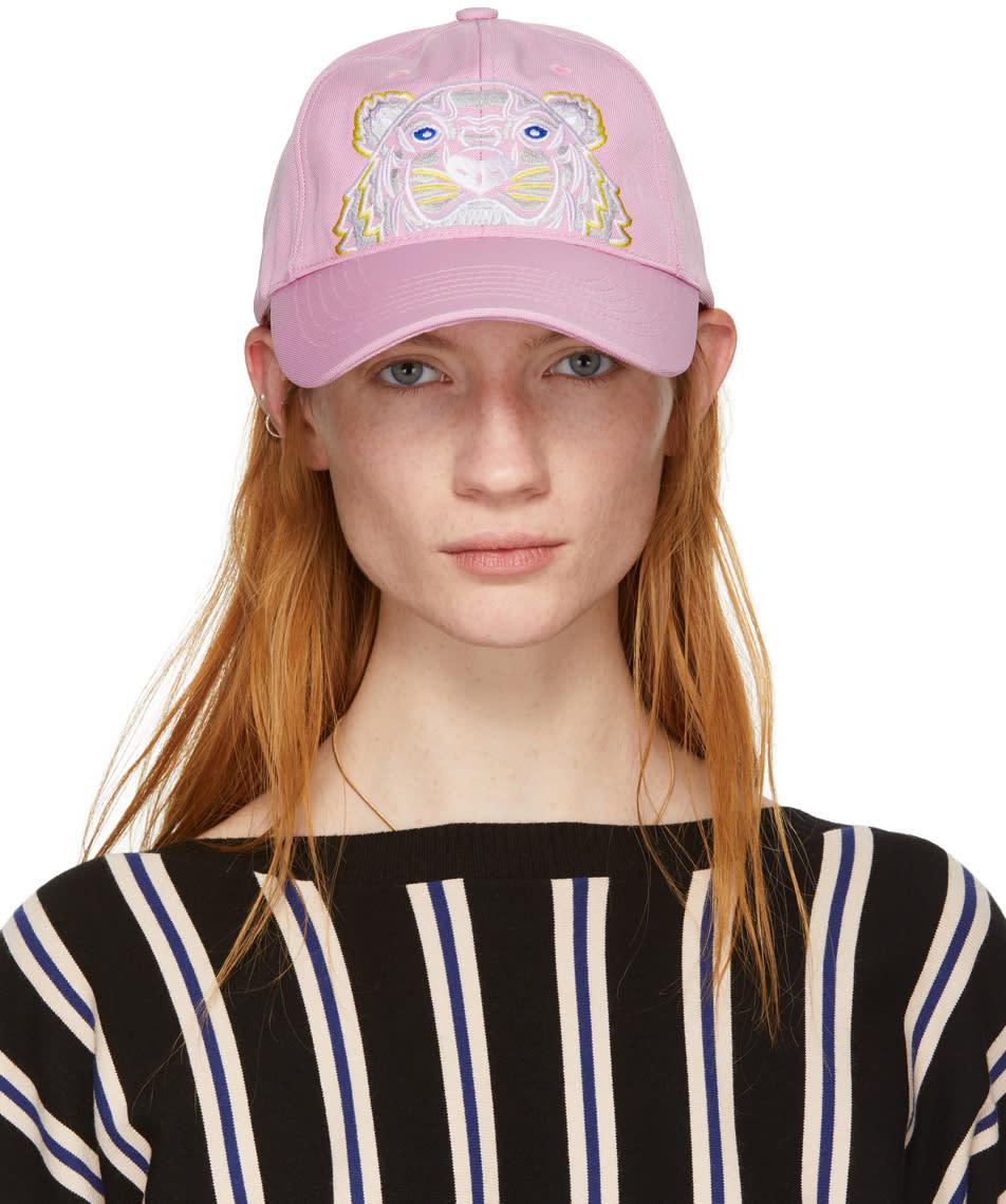 793c62bf Kenzo Pink Tiger Cap