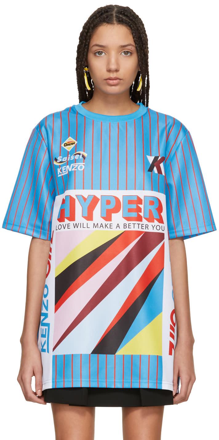 97e3e4b5 Kenzo Multicolor Oversized hyper Kenzo T shirt