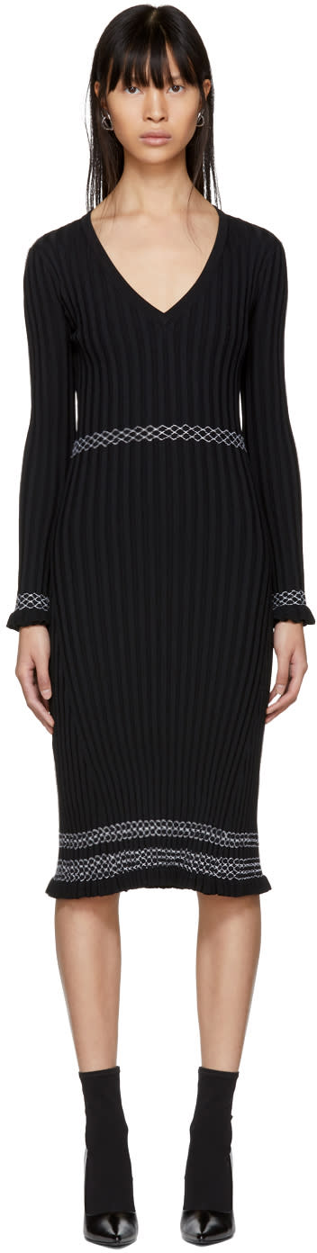 Altuzarra Black Isolde Dress