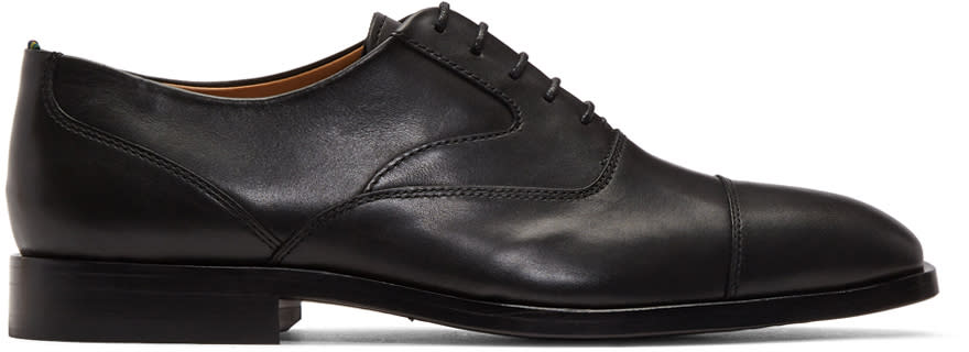 Ps By Paul Smith Black Tompkins Oxfords