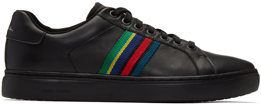 Ps By Paul Smith Black Lapin Sneakers