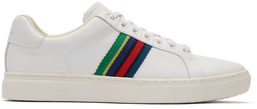 Ps By Paul Smith White Lapin Sneakers