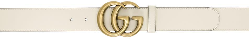 Gucci Ceinture Blanche Marmont