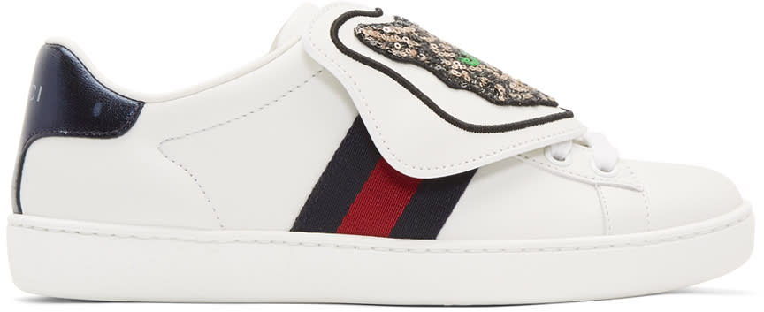 Gucci-White-New-Ace-Sneakers