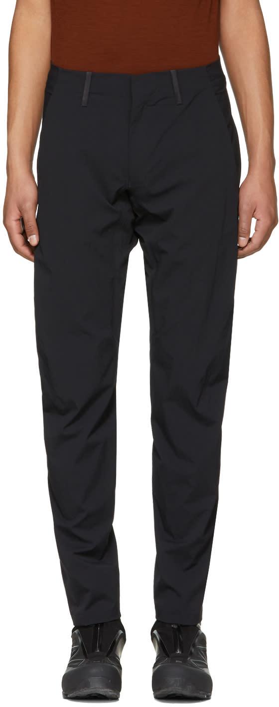 Arcteryx Veilance Pantalon Noir Convex Lt