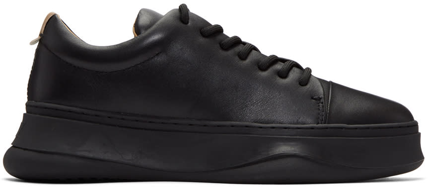 6b64c68e0a4 Miharayasuhiro Black Low cut Sneakers