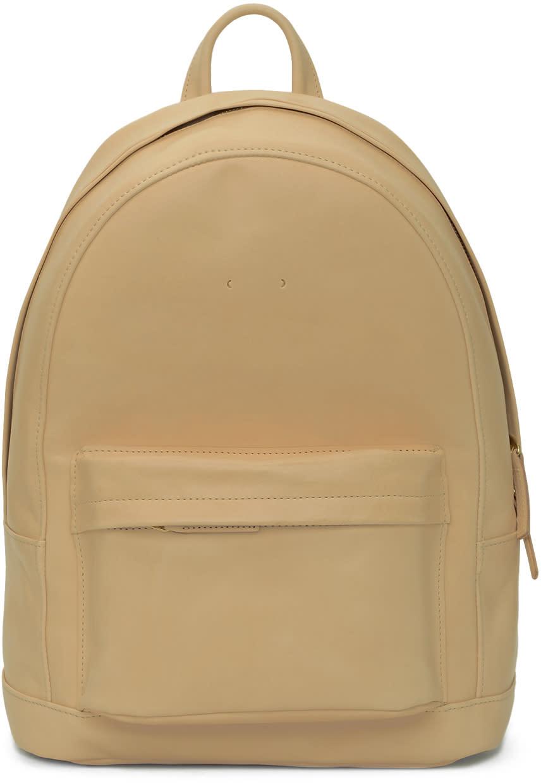 261d5d5410f Pb 0110 Beige Mini Ca 7 Backpack