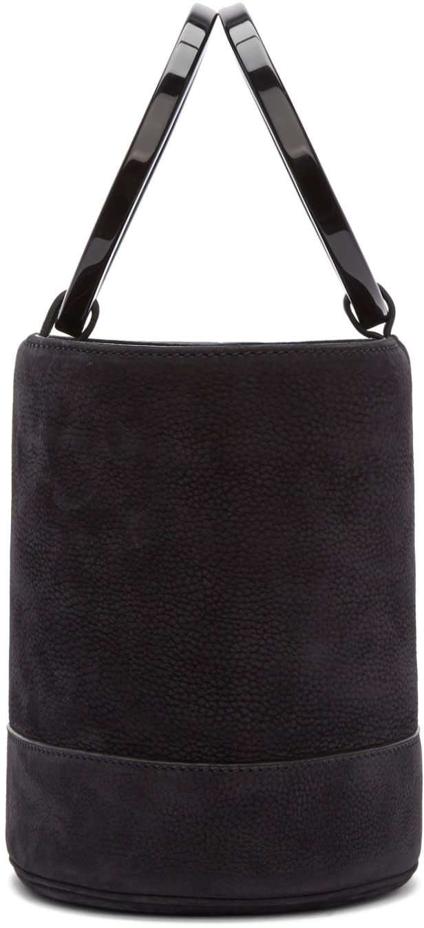 Image of Simon Miller Black Bonsai Bucket Bag