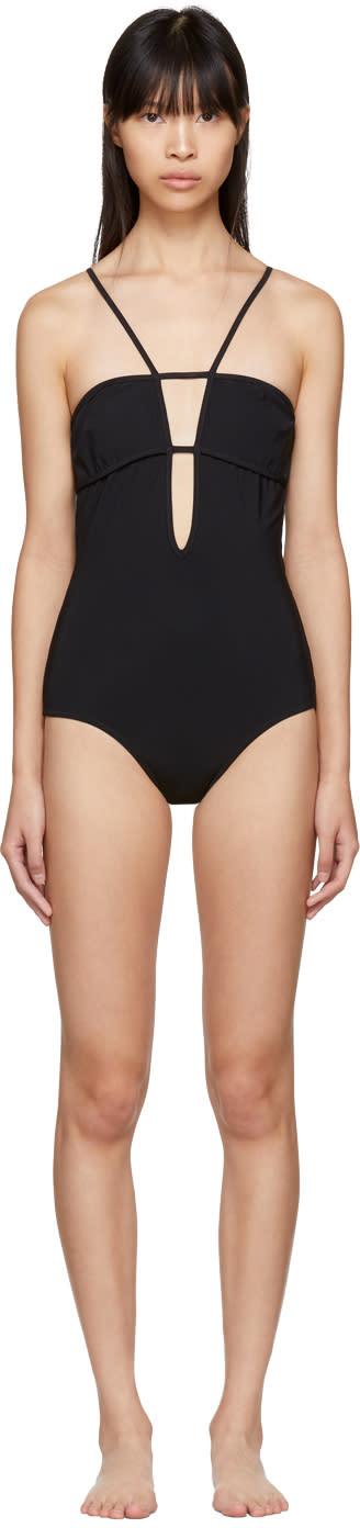 Image of Araks Black Harlow Swimsuit