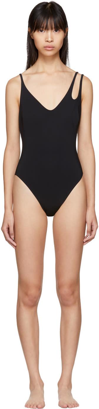 Image of Araks Black Jamie Swimsuit