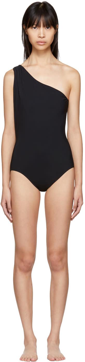 Image of Araks Black Melika Swimsuit