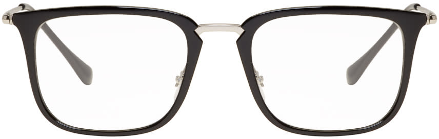 Image of Ray-ban Black High Street Glasses