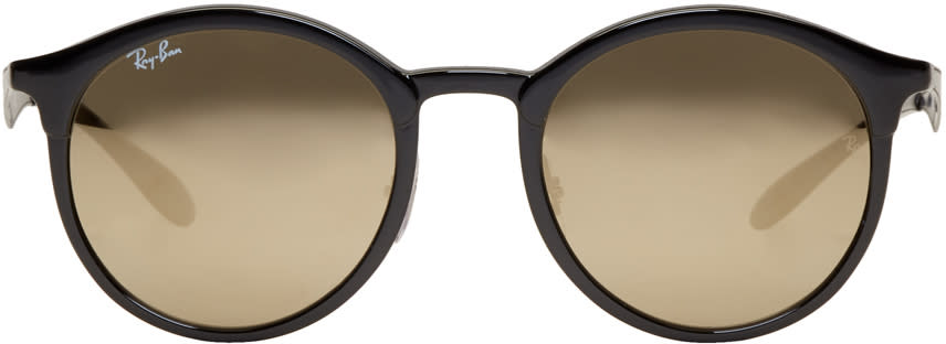 Image of Ray-ban Black Emma Sunglasses