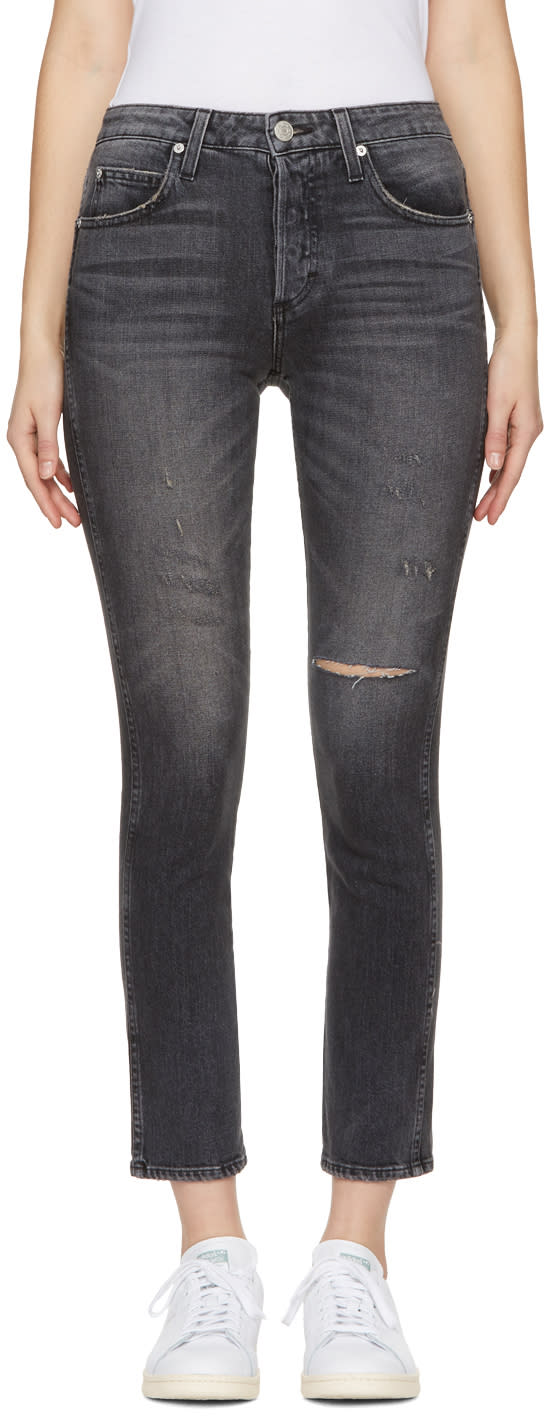 Image of Amo Black Lover Jeans