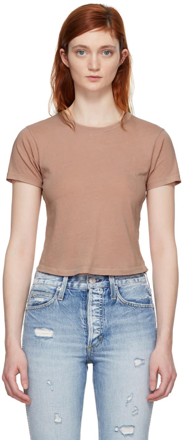 Amo T-shirt Rose Babe