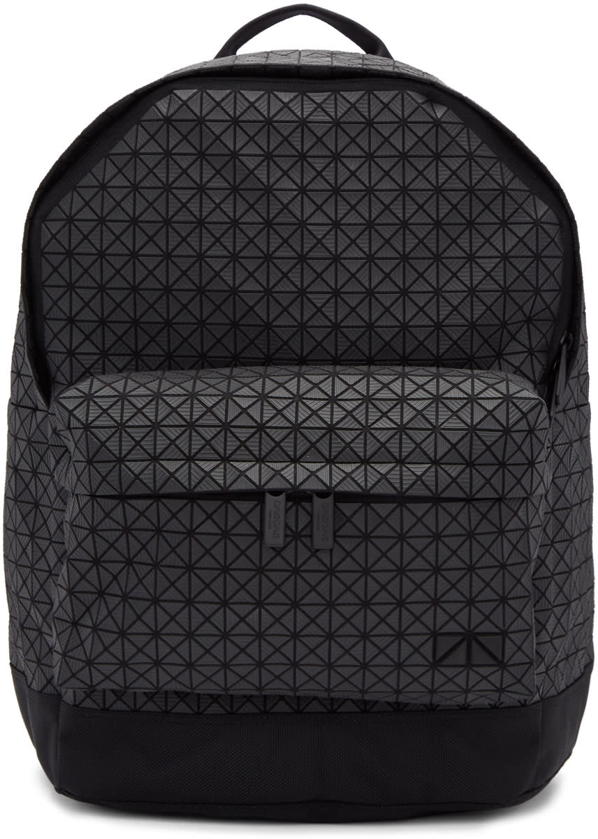 Bao Bao Issey Miyake Black Daypack Backpack e97a74afeecbe