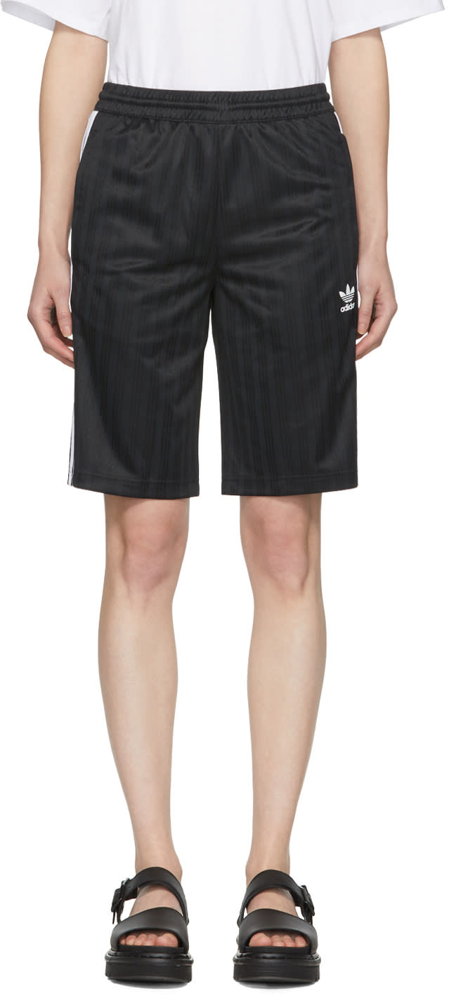 82a710be9 Adidas Originals Black Football Shorts
