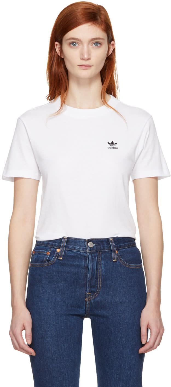 adidas Damen Styling Compliments T-Shirt