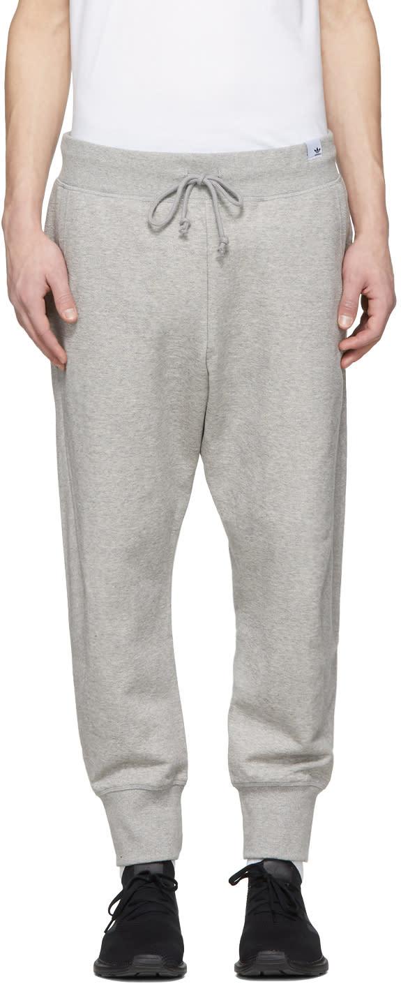 Adidas Originals Grey Xbyo Edition Sweatpants 02500da9c0