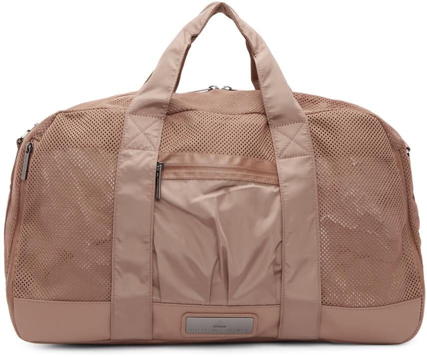 148917553f Adidas By Stella Mccartney Pink Yoga Duffle Bag