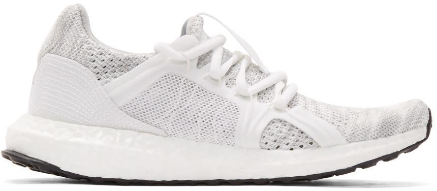 6fed03a22 Adidas By Stella Mccartney Grey Ultraboost Parley Slip on Sneakers