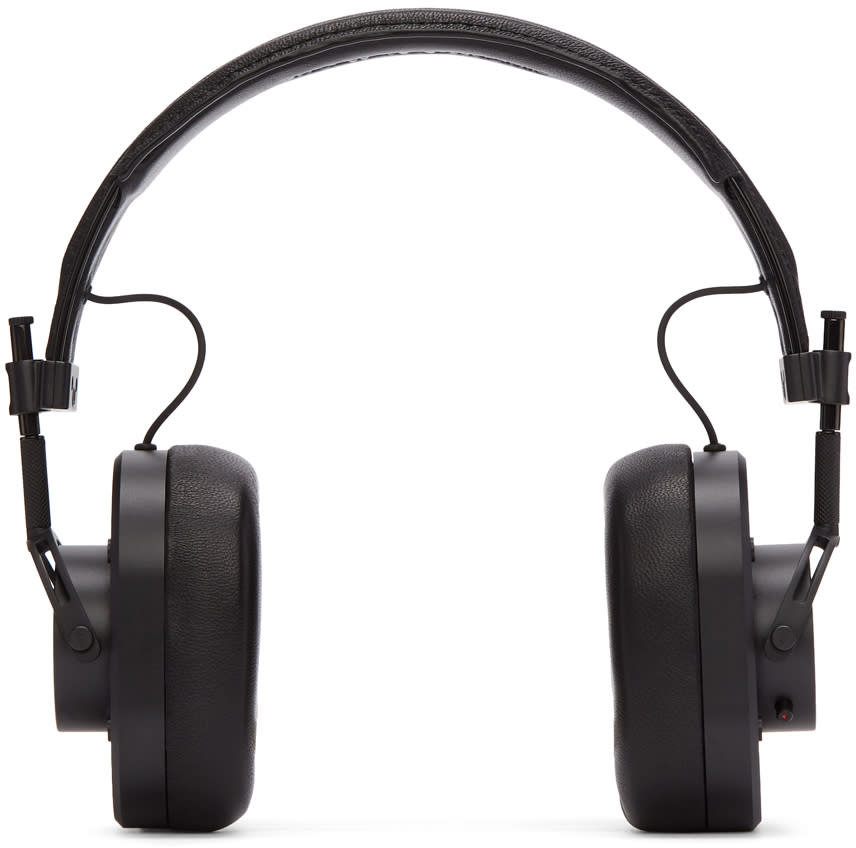 Image of Master and Dynamic Black Mh40b1 Headphones