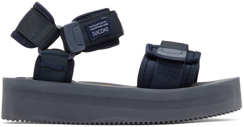 Suicoke Navy Cel Vpo Sandals