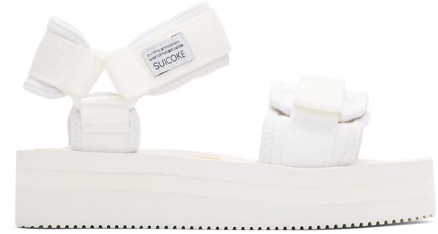 Suicoke Off-white Cel Vpo Sandals