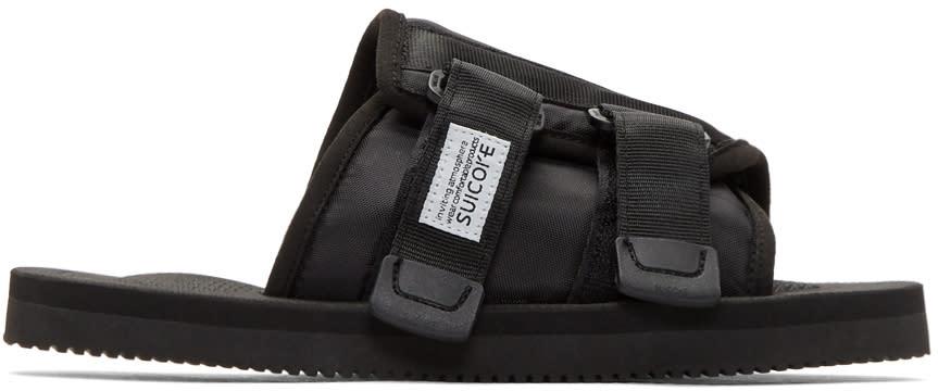 dd2ae97cb7cbe0 Suicoke Black Kaw cab Sandals