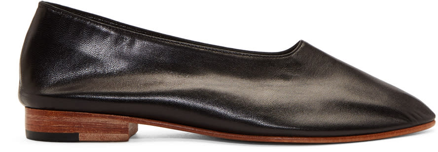 Image of Martiniano Black Glove Slippers