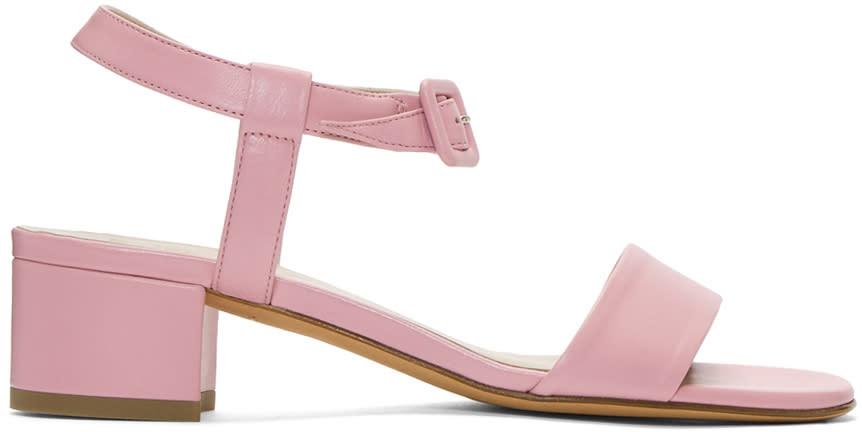 Maryam Nassir Zadeh Pink Sophie Sandals