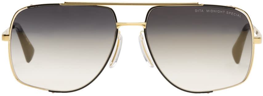 Image of Dita Gold Midnight Special Sunglasses
