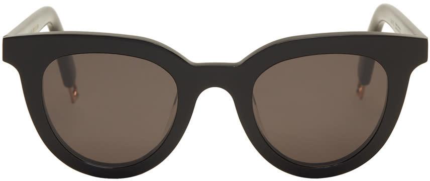 90af51dd9042 Gentle Monster Black Tilda Swinton Edition Eye Eye Sunglasses
