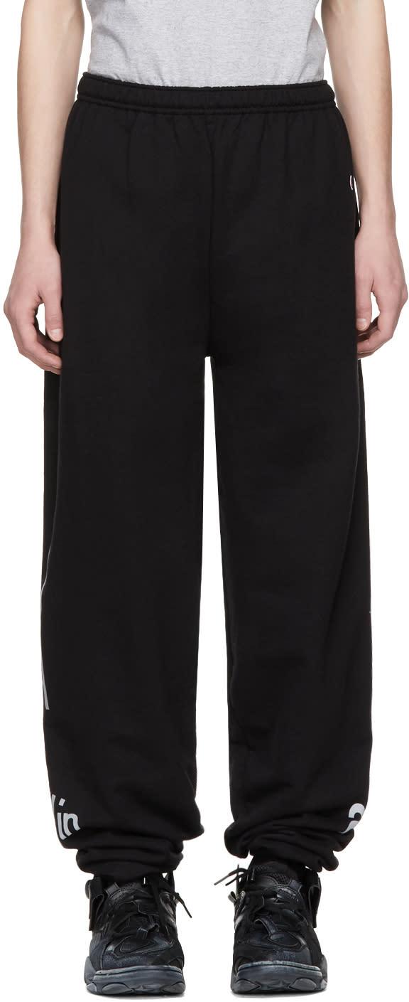 All In Pantalon De Survêtement Noir Signal