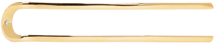 Image of Sylvain Le Hen Gold 014 Hairpin
