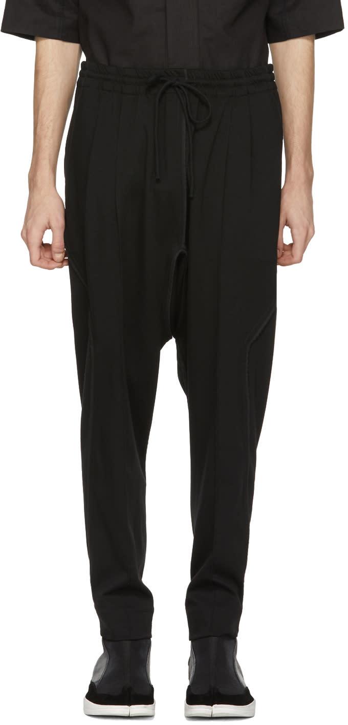 Abasi Rosborough Pantalon De Survêtement Noir Arc Ankara