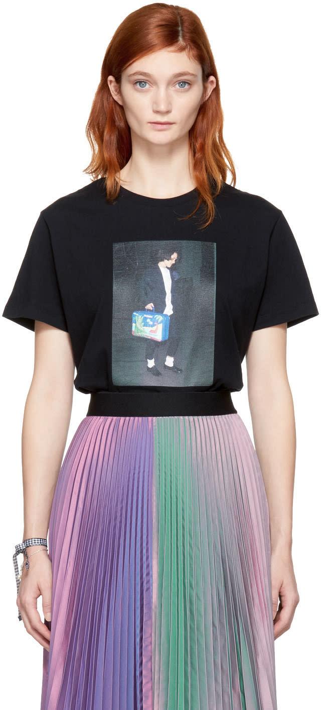 Ashley Williams T-shirt Noir Winona Exclusif à Ssense
